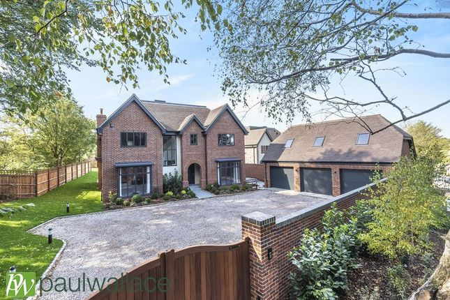 Thumbnail Detached house for sale in Tanfield Farm, West Cheshunt, Hertfordshire