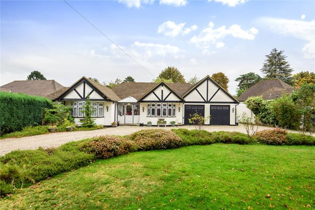 Thumbnail Bungalow for sale in Westhall Park, Warlingham