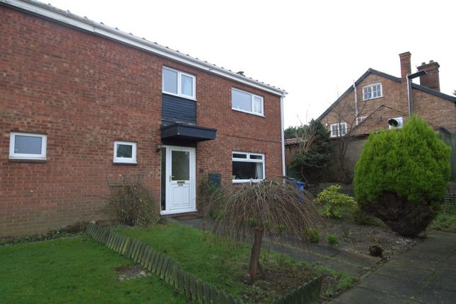 4 bed semi-detached house for sale in Honey Close, East City, Norwich