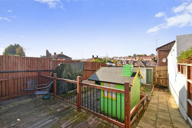 3 bed terraced house for sale in St. Williams Way, Rochester, Kent