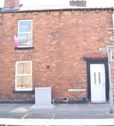 Thumbnail Terraced house to rent in Linton Street, Carlisle