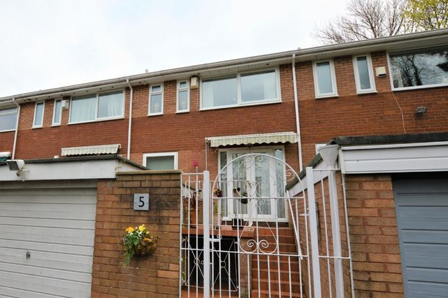Thumbnail Terraced house to rent in Rockmount Park, Woolton, Liverpool