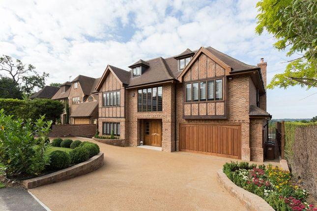 Thumbnail Detached house to rent in Prowse Avenue, Bushey Heath, Bushey