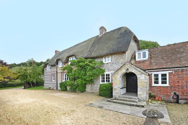 Thumbnail Detached house for sale in Ibberton, Blandford Forum, Dorset