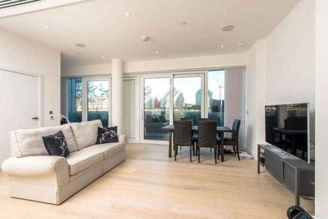 2 bed flat for sale in Ravensbourne Apartments, 5 Central Avenue, London