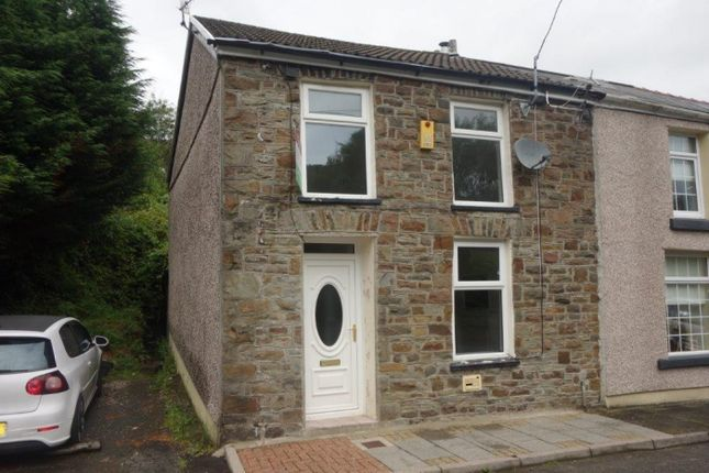 Thumbnail Terraced house for sale in Lower Terrace, Cwmparc