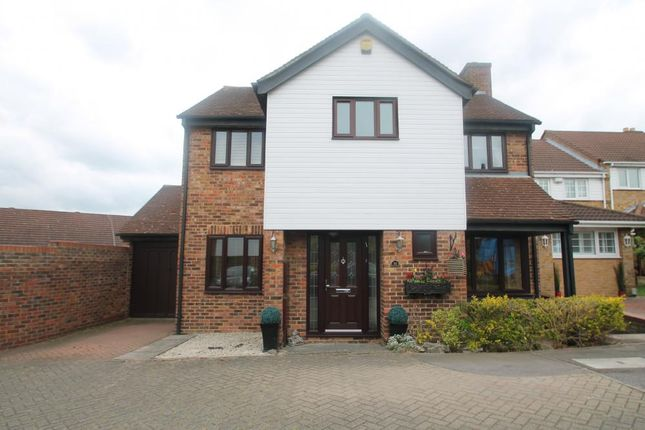 Thumbnail Detached house for sale in Morgan Way, Gwynne Park, Woodford Green