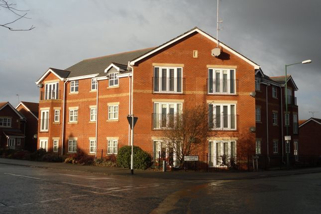 Thumbnail Flat to rent in West Park Close, Skelmersdale