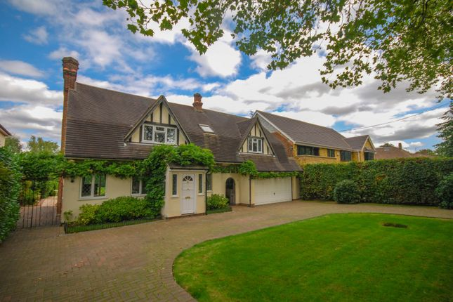 Thumbnail Detached house for sale in Park Avenue, Hutton, Brentwood, Essex