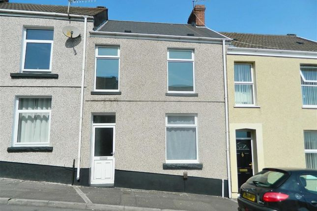 Thumbnail Terraced house for sale in Campbell Street, Mount Pleasant, Swansea