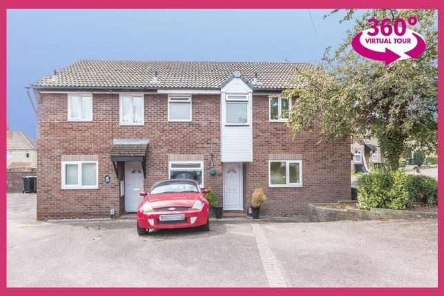 Thumbnail Terraced house for sale in St. Davids Crescent, Newport