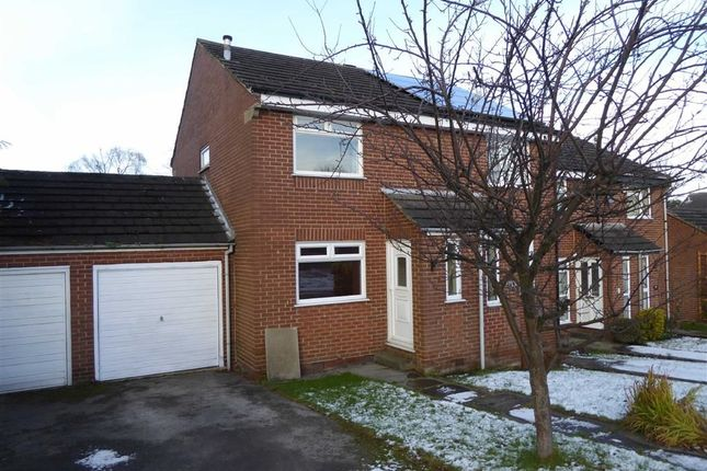 Thumbnail Semi-detached house to rent in Forest Bank, Leeds, West Yorkshire