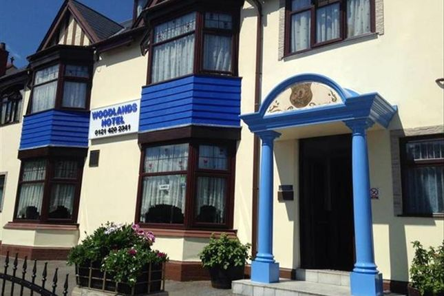 Thumbnail Hotel/guest house for sale in Hotel, Restaurant And Bar B17, West Midlands