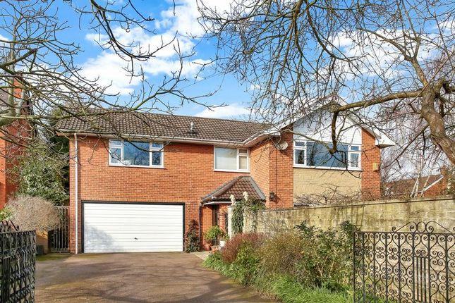 Thumbnail Detached house for sale in Long Lane, Attenborough, Beeston, Nottingham