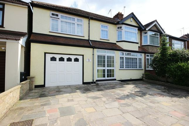 Thumbnail Semi-detached house for sale in Carterhatch Road, Enfield