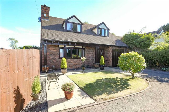 Thumbnail Detached house for sale in Gable End Cottage, Tamworth Road, Nether Whitacre