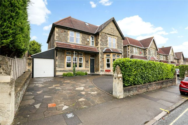 Thumbnail Detached house for sale in Wells Road, Knowle, Bristol