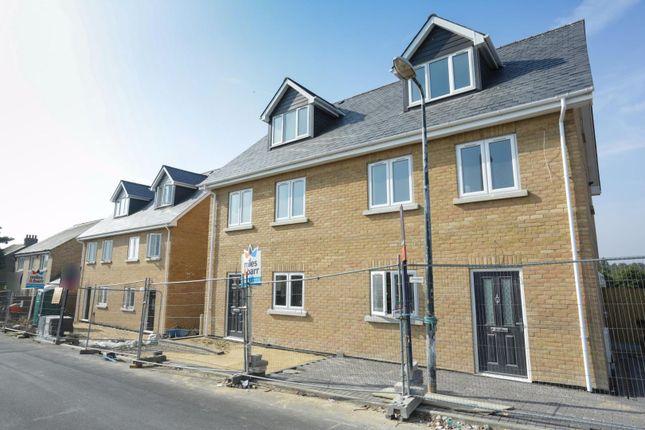 Thumbnail Semi-detached house for sale in Dane Park Villas, Park Lane, Margate