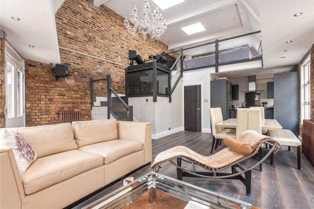 Thumbnail Flat to rent in Tabernacle Street, London