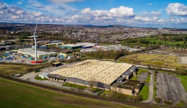 Thumbnail Light industrial to let in Pitreavie Way Pitreavie Business Park, Dunfermline