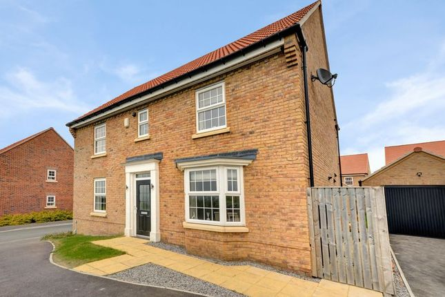 Thumbnail Detached house for sale in Harrier Place, Whitby