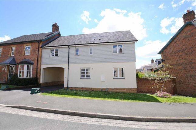 Thumbnail Flat to rent in Wesley Road, Holsworthy, Devon