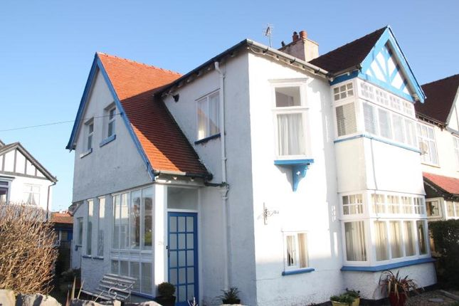 Thumbnail Flat to rent in LL28, Rhos On Sea, Borough Of Conwy