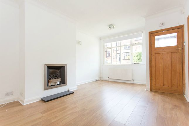 Thumbnail End terrace house to rent in Pasture Place, Chapel Allerton, Leeds, West Yorkshire