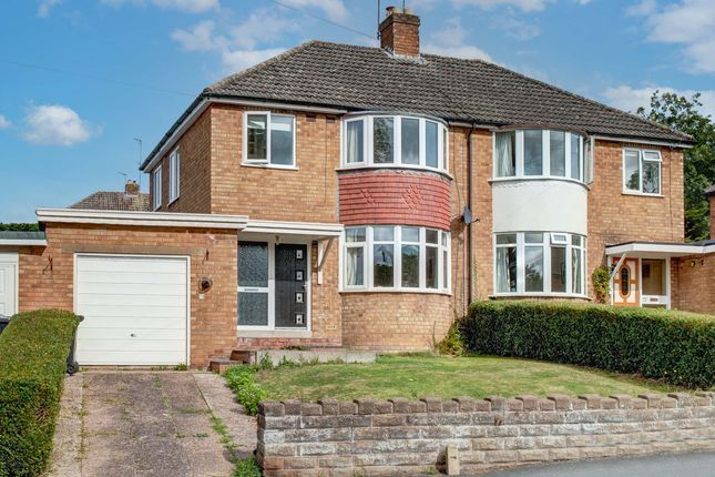 3 bed semi-detached house for sale in Crabbs Cross Lane, Crabbs Cross, Redditch B97