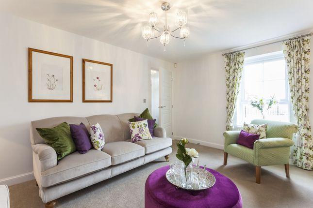 "Thumbnail Semi-detached house for sale in ""Kington"" at Park View, Butt Lane, Thornbury, Bristol"