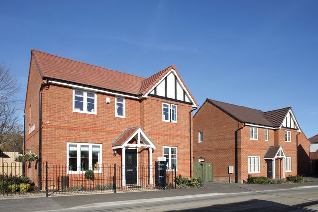 "Thumbnail Detached house for sale in ""The Berrington"" at High Street, Sandhurst"