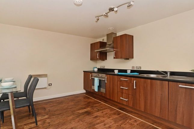 Thumbnail Flat to rent in The Wharf, Market Street, Droylsden, Manchester