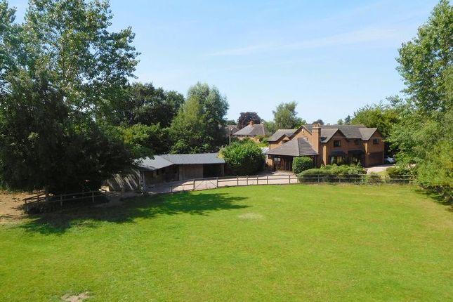 5 bed detached house for sale in Moorfields, Willaston, Nantwich