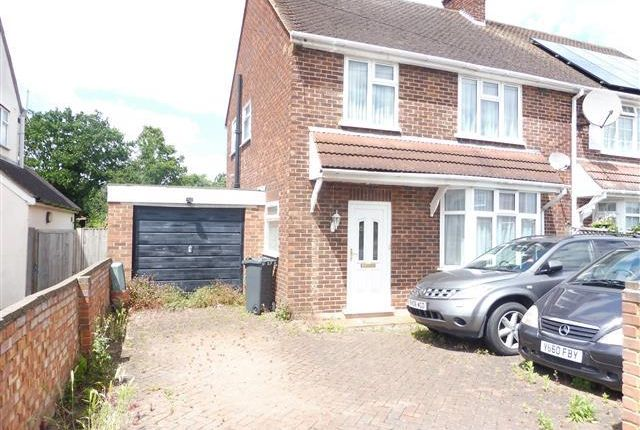 Thumbnail Property to rent in Rookeries Close, Feltham