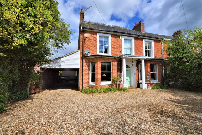 Thumbnail Semi-detached house for sale in May Villas, Norwich Road, Dereham