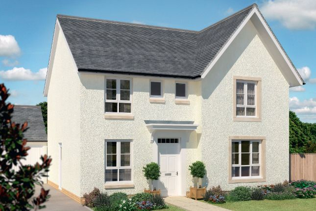 "Thumbnail Detached house for sale in ""Balmoral"" at Kirkton North, Livingston"