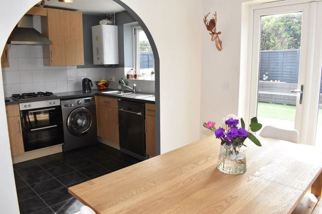3 bedroom terraced house for sale in Furrowfield Park, Tewkesbury