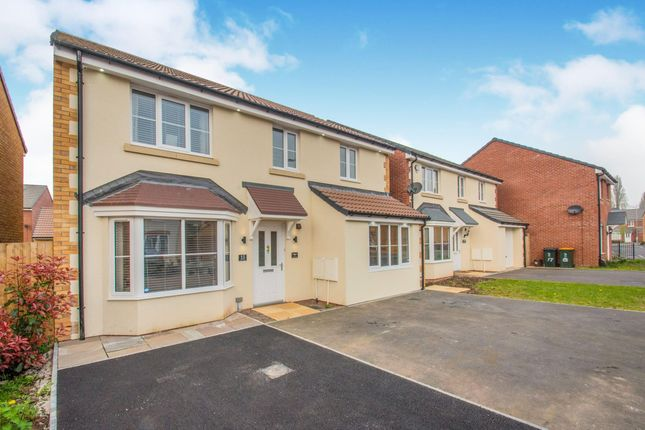 Thumbnail Property to rent in Hurricane Way, Rogerstone, Newport
