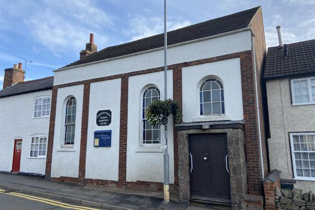 Thumbnail Commercial property for sale in Main Street, Markfield