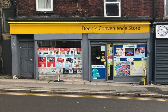 Retail premises for sale in Barber Road, Sheffield