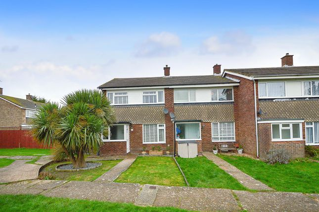 Thumbnail End terrace house for sale in Oxendean Gardens, Willingdon, Eastbourne