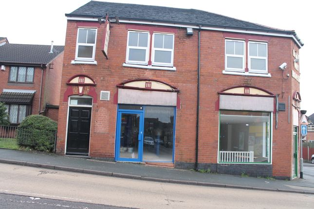 Thumbnail Retail premises to let in 132 Anchor Road, Stoke-On-Trent