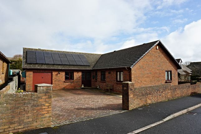 Thumbnail Bungalow for sale in Roebuck Close, Milford Haven