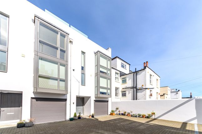 Thumbnail Terraced house for sale in Arundel Place, Brighton, East Sussex