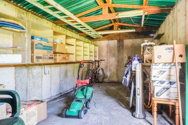 Garage of Sparth Road, Manchester M40