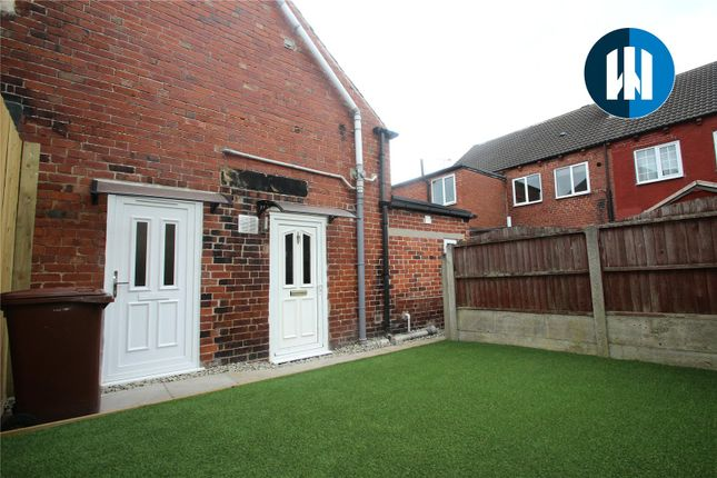 1 bed flat for sale in South Street, Hemsworth, Pontefract WF9