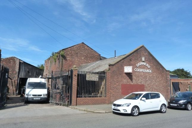 Thumbnail Commercial property for sale in Canal Street, Bootle