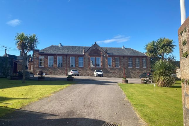 Thumbnail Hotel/guest house for sale in Campbeltown, Argyll And Bute