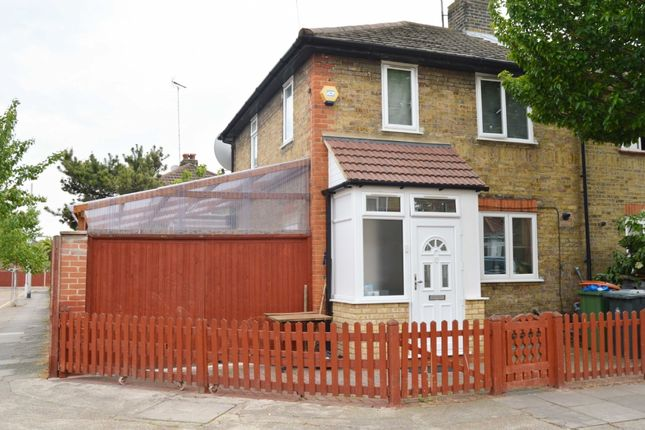 Thumbnail Semi-detached house for sale in St. Clair Road, London