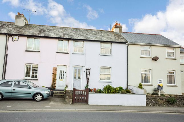 Thumbnail Terraced house for sale in Hillhead, Stratton, Bude